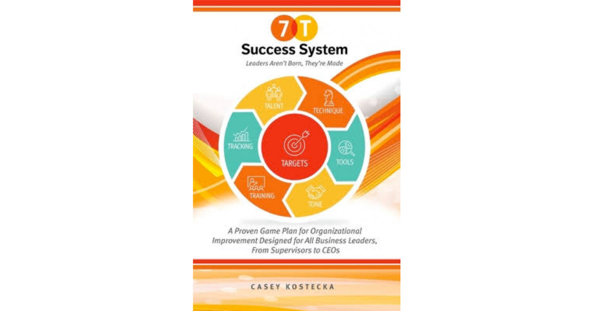 From Supervisors to CEOs, Casey Kostecka's '7-T Success System' Develops High-Performing Leaders