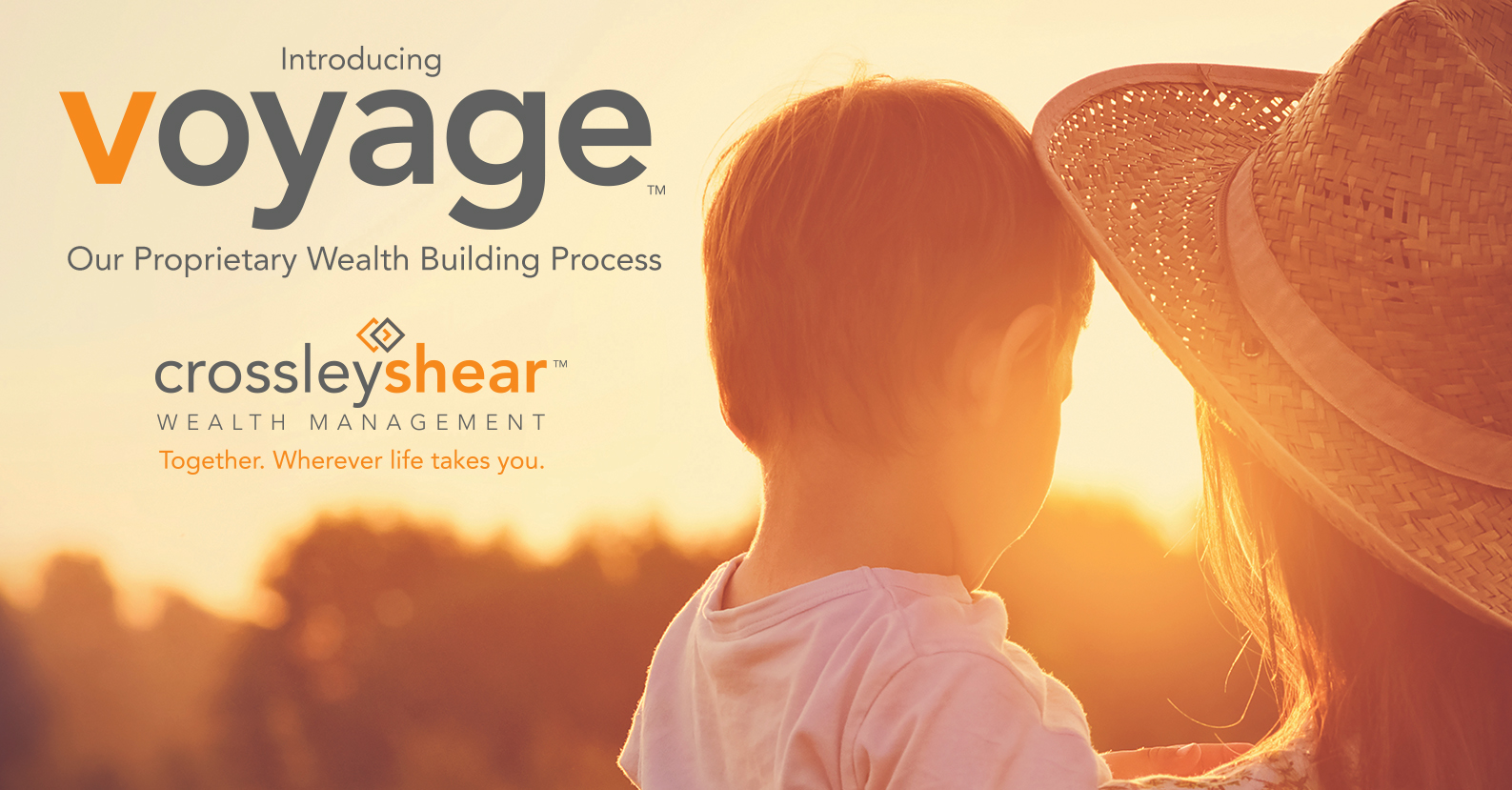 CrossleyShear Wealth Management Announces the Launch of Voyage